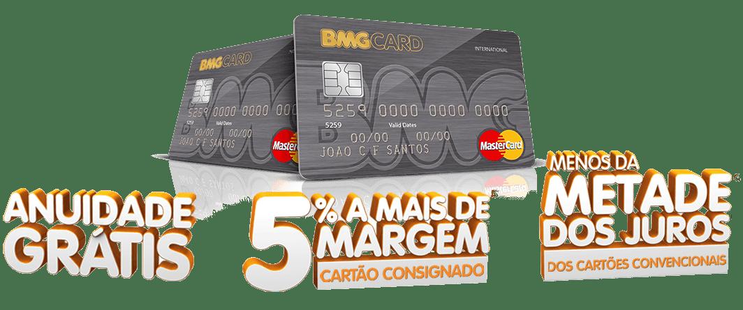 Saque Complementar - Cartão De Crédito Consignado BMG CARD ... ffb8a3fe50