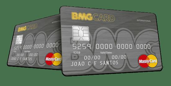Resultado de imagem para cartão bmg